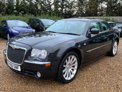 Chrysler 300C Saloon 3.0 CRD V6 SRT Design 4dr