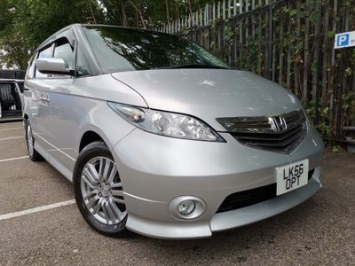 Honda Elysion MPV 2.4 AUTOMATIC 8 SEATER 50,000 MILES ONLY