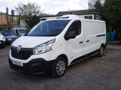 Renault Trafic Panel Van