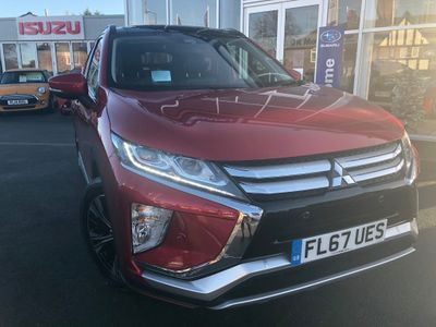 Mitsubishi Eclipse Cross SUV 1.5T First Edition CVT 4WD (s/s) 5dr