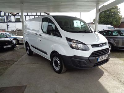 Ford Transit Custom Panel Van 2.2 TDCi 330 L2H1 5dr