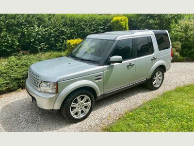 Land Rover Discovery 4 SUV 3.0 SD V6 GS Auto 4WD 5dr