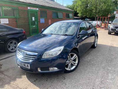 Vauxhall Insignia Saloon 2.0 CDTi 16v SRi 4dr