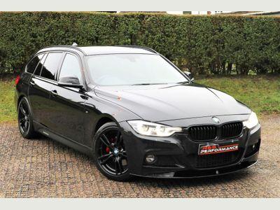 BMW 3 Series Estate 3.0 330d M Sport Touring Auto (s/s) 5dr