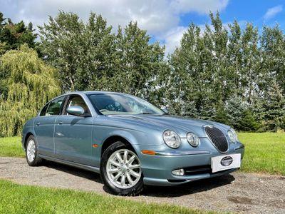 Jaguar S-Type Saloon 3.0 V6 SE Plus 4dr