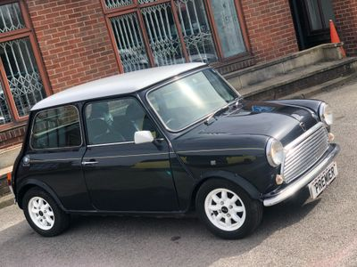 Rover Mini Saloon 1.3 Equinox Limited Edition 2dr
