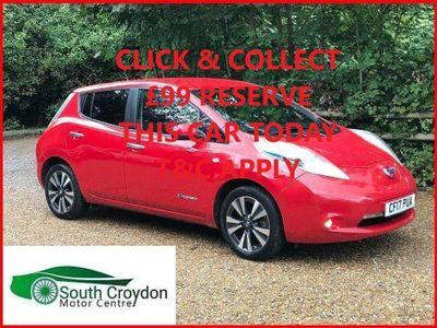 Nissan Leaf Hatchback (30kWh) Tekna 5dr