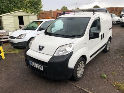 Peugeot Bipper Panel Van 1.3 HDi SE Panel Van (s/s) 3dr
