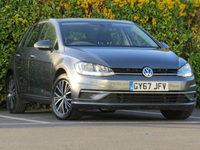 Volkswagen Golf Hatchback 2.0 TDI SE Nav (s/s) 5dr