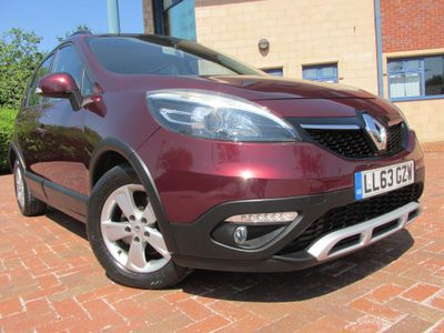 Renault Scenic Xmod MPV 1.5 dCi Expression + 5dr