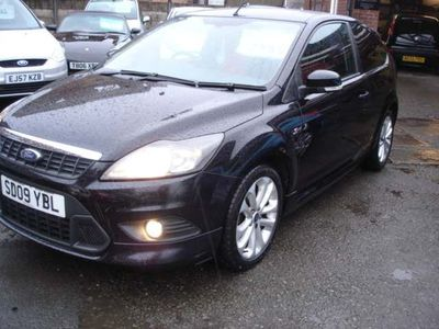 Ford Focus Hatchback 1.6 Zetec S 3dr