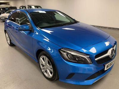 Mercedes-Benz A Class Hatchback 2.1 A200d Sport (Premium) (s/s) 5dr