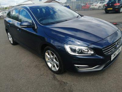 Volvo V60 Estate 1.6 D2 SE Lux (s/s) 5dr