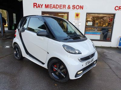 Smart fortwo Coupe 1.0 Grandstyle Plus Softouch 2dr