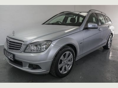 Mercedes-Benz C Class Estate 1.6 C180 BlueEFFICIENCY Kompressor SE 5dr