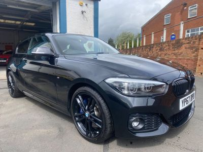 BMW 1 Series Hatchback 1.5 118i M Sport Shadow Edition Sports Hatch (s/s) 3dr