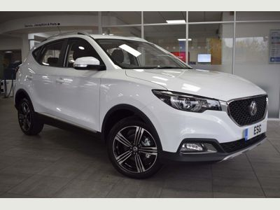 MG ZS SUV 1.5 VTi-TECH Exclusive (s/s) 5dr