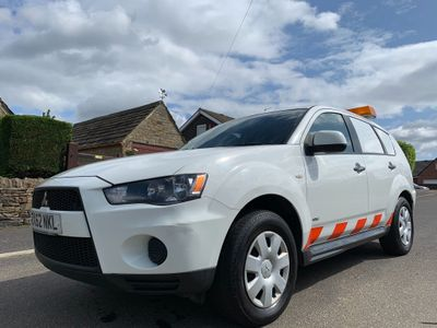 MITSUBISHI OUTLANDER Other 2.2 DI-D GX1 4work 5dr