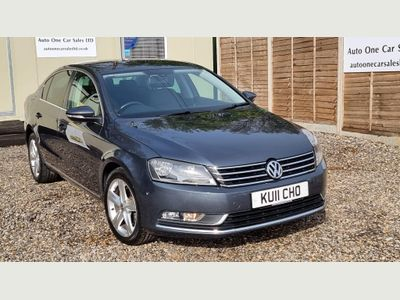 Volkswagen Passat Saloon 2.0 TDI BlueMotion Tech SE 4dr
