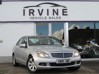 Mercedes-Benz C Class Saloon 2.1 C200 CDI BlueEFFICIENCY Elegance 4dr