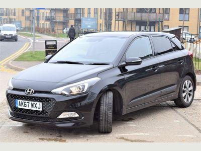 Hyundai i20 Hatchback 1.4 Premium Nav Auto 5dr