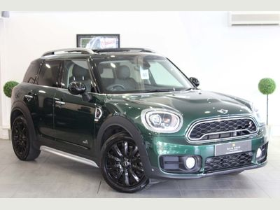 MINI Countryman SUV 2.0 Cooper SD Auto ALL4 (s/s) 5dr