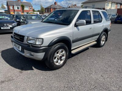 Vauxhall Frontera SUV 2.2 DTi 16v Limited Edition 5dr