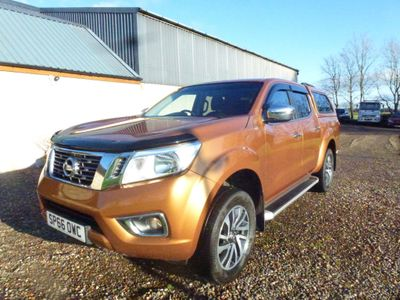 Nissan Navara Pickup 2.3 dCi N-Connecta Double Cab Pickup Auto 4WD 4dr