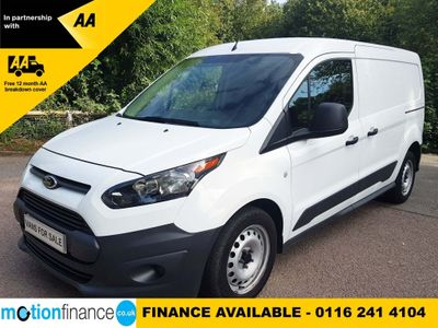 FORD TRANSIT CONNECT Panel Van 1.5 TDCi L2 240 Panel Van 5dr (EU6)