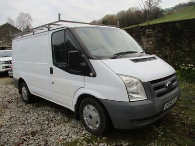 Ford Transit Panel Van 2.2 TDCi 280 Duratorq Low Roof Panel Van S 5dr (SWB)