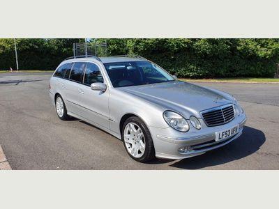 Mercedes-Benz E Class Estate E320 CDI AVANTGARDE Auto 5dr Estate