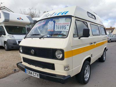 Autohomes Transporter High Top Volkswagen