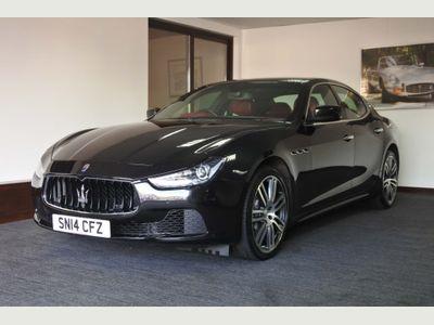 Maserati Ghibli Saloon 3.0 TD V6 (s/s) 4dr