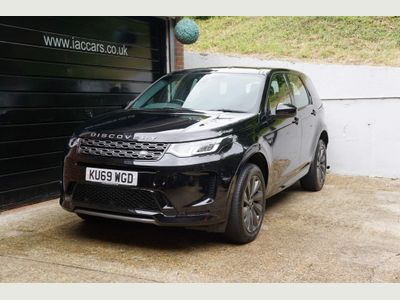 Land Rover Discovery Sport SUV 2.0 D180 MHEV R-Dynamic S 4WD (s/s) 5dr (7 Seat)