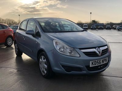 Vauxhall Corsa Hatchback 1.3 cdti club hatch manual