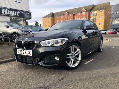 BMW 1 Series Hatchback 1.5 118i M Sport Auto (s/s) 5dr