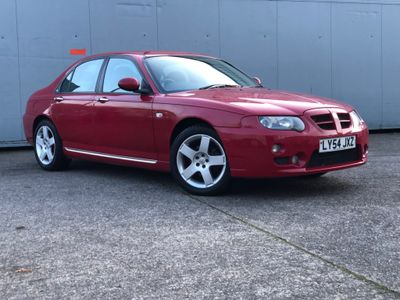 MG ZT Saloon 1.8 120 + 4dr