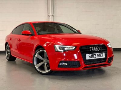 Audi A5 Hatchback 2.0 TDI Black Edition Sportback Multitronic 5dr