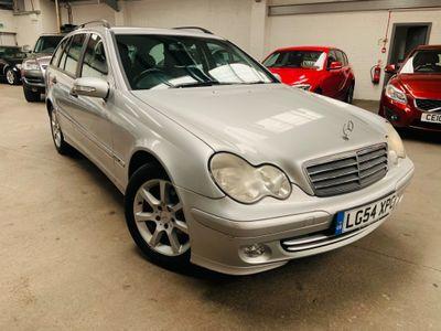 Mercedes-Benz C Class Estate 2.1 C220 CDI Classic SE 5dr
