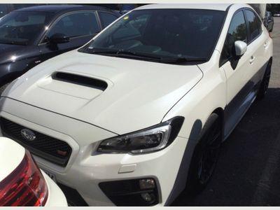 Subaru WRX STI Saloon 2.5T Type UK 4WD 4dr
