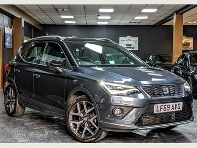 SEAT Arona SUV 1.0 TSI XCELLENCE Lux DSG (s/s) 5dr