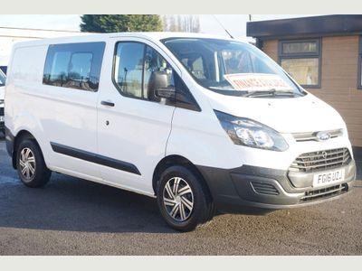 Ford Transit Custom Combi Van 2.2 TDCi 290 6 Seater Combi Van