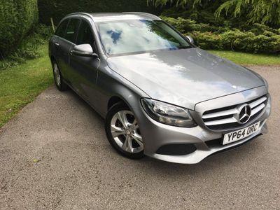 Mercedes-Benz C Class Estate 2.1 C220 CDI BlueTEC SE (s/s) 5dr