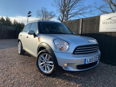MINI Countryman Hatchback 1.6 Cooper D (Chili) (s/s) 5dr
