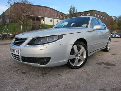 Saab 9-5 Saloon 2.0 T Turbo Edition 4dr