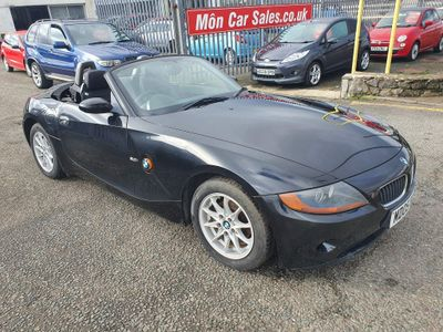 BMW Z4 Convertible 2.0i 2dr