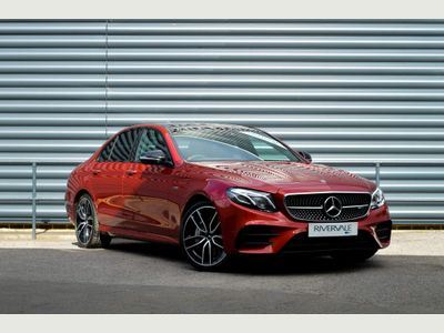 Mercedes-Benz E Class Saloon 3.0 E53 BiTurbo EQ Boost AMG (Premium Plus) SpdS TCT 4MATIC+ (s/s) 4dr