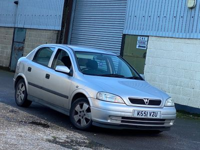 Vauxhall Astra Hatchback 2.0 DTi Comfort 5dr