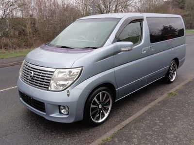 Nissan Elgrand MPV X EDITION BIMTA FRESH IMMACULATE IMPORT