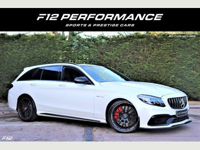 Mercedes-Benz C Class Estate 4.0 C63 V8 BiTurbo AMG S (Premium Plus) SpdS MCT (s/s) 5dr